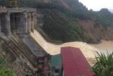 Hà Tĩnh: Nhà máy thủy điện, hồ chứa nước xả tràn để đón lũ