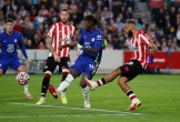 Kết quả Ngoại hạng Anh: Nhọc nhằn hạ Brentford, Chelsea giữ ngôi đầu bảng
