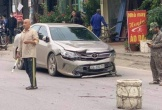 Cán bộ Quân khu 1 gây tai nạn khiến 1 người chết, 2 người bị thương