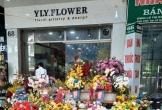 Khẩn tìm người đến quán bún, cửa hàng hoa tươi