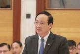 Nguyên Phó Chủ tịch UBND TP. Hà Nội Nguyễn Thế Hùng bị kỷ luật cảnh cáo