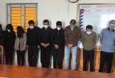 """11 nam, nữ mở """"tiệc ma túy"""" trong chung cư ở TP Vinh"""