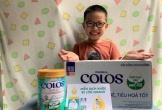 Vinamilk ColosGold đồng hành chăm sóc dinh dưỡng cho con em y bác sĩ tuyến đầu