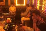22 thanh niên nam, nữ mở tiệc sử dụng ma tuý tại quán karaoke