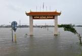 Miền Trung tiếp tục mưa to, Biển Đông khả năng sắp có bão