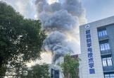 Nổ tại viện nghiên cứu quốc phòng hàng đầu Trung Quốc, 2 người chết