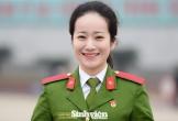 Nữ 'Sinh viên 5 tốt' được thăng hàm Trung úy vượt cấp