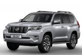 Toyota Land Cruiser Prado 2021 về Việt Nam, giá từ 2,548 tỷ đồng