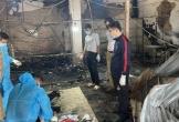 Người đàn ông chết cháy nghi bị sát hại