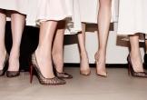 4 bộ phận bị ảnh hưởng nghiêm trọng khi đi giày cao gót
