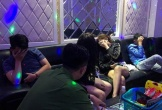 10 thanh niên 'phê' ma túy trong quán karaoke ở Hà Tĩnh