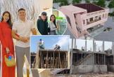 Thủy Tiên chia sẻ tiến độ xây 10 nhà tránh lũ ở miền Trung 20 tỷ đồng, bà con Hà Tĩnh đổ xô cảm tạ ơn đức