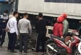 1 người tử vong vì xe container mất phanh dưới trời mưa