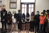Đột kích quán karaoke, bắt quả tang 24 nam nữ sử dụng ma túy