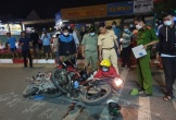 Xe máy tông nhau kinh hoàng trong đêm, 3 người thương vong