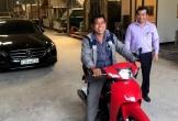 Người đàn ông được chủ Mercedes tặng xe: 'Con gái sẽ đỡ mặc cảm với bạn bè'