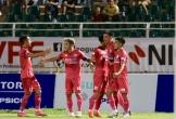 Đánh bại Hồng Lĩnh Hà Tĩnh, Sài Gòn FC thoát khỏi đáy bảng xếp hạng