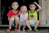 Hà Tĩnh: Nhói lòng cảnh ba đứa trẻ khóc nghẹn cầu xin sự sống cho cha bị vỡ hộp sọ