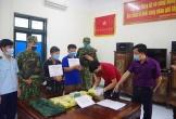 Bắt giữ 2 đối tượng vận chuyển 11kg ma túy từ Hà Tĩnh ra Hà Nội