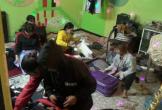 Giải cứu 8 cô gái bị đánh đập, ép bán dâm trong quán karaoke