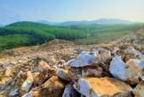 Hà Tĩnh: Vai trò quản lý nhà nước ở đâu trước nạn khai thác đá bạc trái phép?