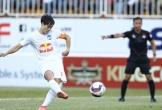 HAGL và CLB Hà Tĩnh hưởng penalty nhiều nhất V.League 2021