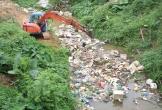 Hương Sơn (Hà Tĩnh): Mở chiến dịch làm sạch dòng sông Ngàn Phố