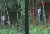 Xôn xao clip cặp đôi mặc đồ giống đồng phục học sinh 'mây mưa' trong rừng phòng hộ