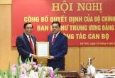Giám đốc Công an Nghệ An làm Phó bí thư Tỉnh ủy Hà Tĩnh