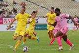 Văn Đức bị phong tỏa, SLNA thua trận derby xứ Nghệ