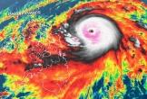 Siêu bão mạnh kỷ lục áp sát Philippines
