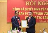Bộ Chính trị điều động ông Trần Tiến Hưng về Ủy ban Kiểm tra Trung ương
