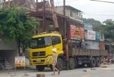 Chính quyền 'lúng túng' xử lý việc dựng nhà trên chỉ giới hành lang giao thông QL8B?