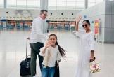 Đoan Trang theo chồng Tây ra nước ngoài sinh sống, mẹ ruột rưng rưng nước mắt