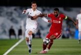 Kết quả Champions League: Vinicius lập công, Real Madrid đè bẹp Liverpool