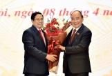Tân Thủ tướng nhận bàn giao Chính phủ, công bố bổ nhiệm 14 nhân sự