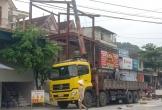 Hà Tĩnh: Xử phạt hộ gia đình xây dựng trên đất hành lang giao thông QL8B