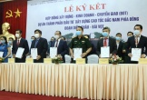 Ký hợp đồng BOT dự án cao tốc hơn 11.000 tỷ qua Nghệ An - Hà Tĩnh