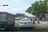 Cảm động CSGT hộ tống đưa quả tim từ Vũng Tàu về Bệnh viện Chợ Rẫy cứu người
