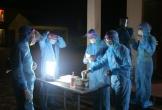 Video: Hà Tĩnh xuyên đêm chống dịch sau 2 ca dương tính với Covid-19