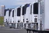 Hàng trăm thi thể Covid-19 chất trong xe đông lạnh ở Mỹ suốt một năm