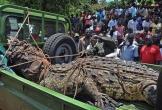 Kinh hoàng cá sấu 'khủng bố Osama' sát hại 80 người