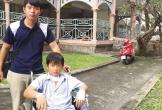 Cậu bé 12 tuổi mắc bạo bệnh ước muốn được đến trường