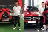 Soi bộ đôi xế hộp của trung vệ Bùi Tiến Dũng - đội tuyển Việt Nam