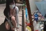 Tới phòng trọ của gái xinh phun khử khuẩn, nhân viên choáng váng khi thấy rác 'ngập lụt' bên trong