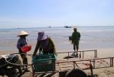 Niềm vui sau khi dỡ bỏ phong tỏa, ngư dân ra khơi 'trúng đậm' ruốc biển