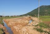 Công ty Hoàng Thiên có nguy cơ bị phạt hợp đồng và thay thế tại Dự án nâng cấp tuyến đường ven biển Xuân Hội - Thạch Khê - Vũng Áng