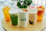 Thưởng thức trà sữa nướng chuẩn vị lần đầu xuất hiện tại Hà Tĩnh