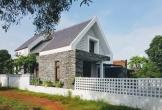 Kiến trúc sư Quảng Bình tự làm nhà cấp 4 gác lửng siêu đẹp với kinh phí eo hẹp