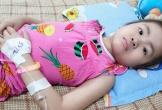 Bé gái 6 tuổi ung thư gan